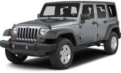 $44,515 2014 Jeep Wrangler Unlimited Rubicon