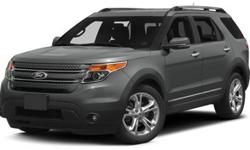 $44,635 2014 Ford Explorer Limited
