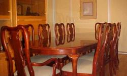 $450 Dining Room Set - Traditional