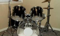 $450 Full Tama Drum Set (North Logan)
