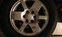 $450 GMC Yukon Denali Wheels/Tires (Winchester)