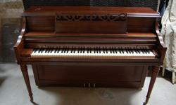 $450 Kohler & Campbell Upright Piano with Storage Bench