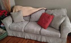 $450 OBO Couch and Loveseat