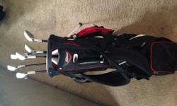 $450 OBO Golf Clubs with Weather proof bag