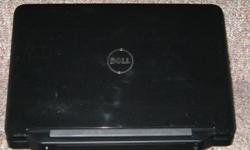 $450 OBO MINT Dell 15.6 laptop. Dell warranty until