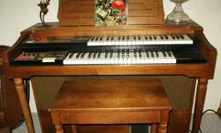 $450 OBO Story & Clark Electric Organ