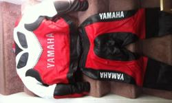 $450 OBO Yamaha R- Series Leather Suit