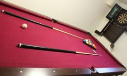 $450 Pool Table (Wixom)