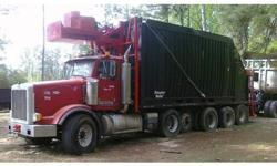 $45,000 1995 Peterbilt 357 Grapple Truck