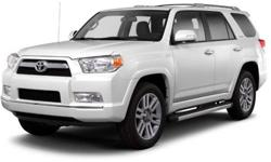 $45,219 2013 Toyota 4Runner Limited
