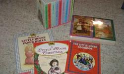 $45 Little House on the Prairie + The Rose Years Series +