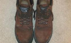 $45 Mens Sketchers Steel Toe Boots Size 10 - $45 (Surprise)