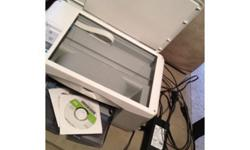 $45 OBO HP Deskjet Printer/Scanner/Copier