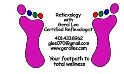 $45 Reflexology Sessions