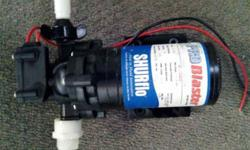 $45 Shurflo Problaster Washdown Pump #2088-732-234 (Holland