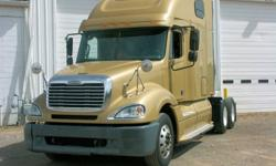 $46,000 2007 Freightliner Convention