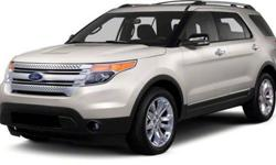 $46,135 2013 Ford Explorer Limited