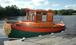 $46,500 OBO 2009 Mini PH-TugBoat