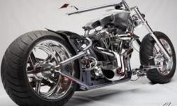 $46,995 2009 Custom Chopper