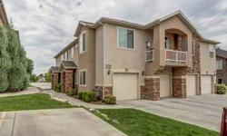 4724 W Thorndale Way S West Jordan, Great Townhouse!