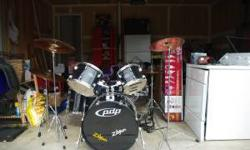 $475 PDP Drum Kit
