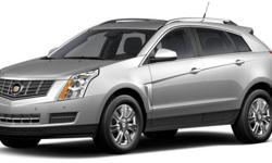 $47,735 2013 Cadillac SRX Performance Collection