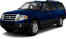 $47,735 2013 Ford Expedition EL XLT