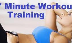 $47 Amazing New Online Fitness Program 7 Minute Workout Pays