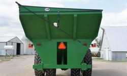 $48,000 2008 J&M 1325 Grain Cart