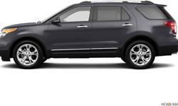 $48,275 2013 Ford Explorer LIMITED