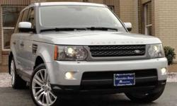 $48,995 Used 2010 Land Rover Range Rover Sport HSE with