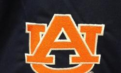 $48 OBO Men's Auburn fleece jacket , XL, NWT