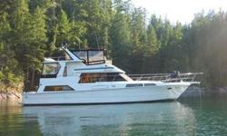 48' Vantare Cockpit Motor Yacht 1988 For Sale