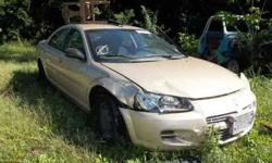 $495 Dodge Stratus 2001 (Central Ky)