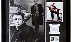 $495 James Dean Large Hologram