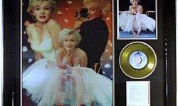 $495 Marilyn Monroe Large Hologram
