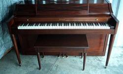 $499 BALDWIN ACROSONIC PIANO-VERY GOOD CONDITION-FREE