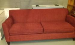 $499 OBO Crate & Barrel Sofa