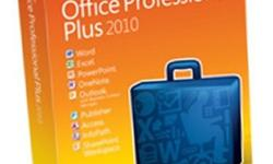 $49 Microsoft office 2010 Professional - FULL VERSION