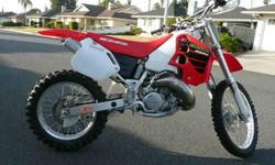 $4,000 2001 Honda Cr 500 in Mint Cond - $4000 (West Covina)