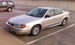 $4,000 2004 Pontiac Grand Am