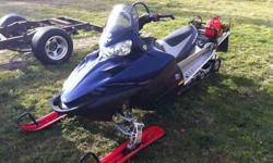 $4,000 2005 Polaris Rmk 900 Snowmobile for Sale or Possible