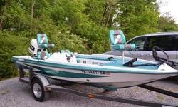 $4,000 OBO 1994 Bumble Bee Bass Boat