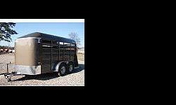 $4,150 Delta Horse Trailer for Sale in Atkins, AR