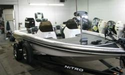 $4,200 2004 Tracker Nitro NX882 18 Ft XR6