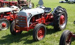 $4,250 1942 Ford 2N Tractor