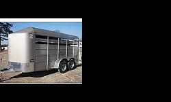 $4,260 Delta Horse Trailer for Sale in Atkins, AR