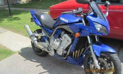 $4,300 2002 Yamaha FZ1 Lots of Accessories