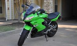 $4,300 2009 Kawasaki Ninja 650 EX (Low miles, no lay down)