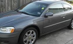 $4,495 Used 2002 Chrysler Sebring for sale.